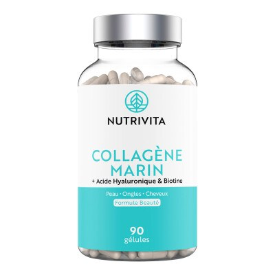 Biotine de Nutrivita