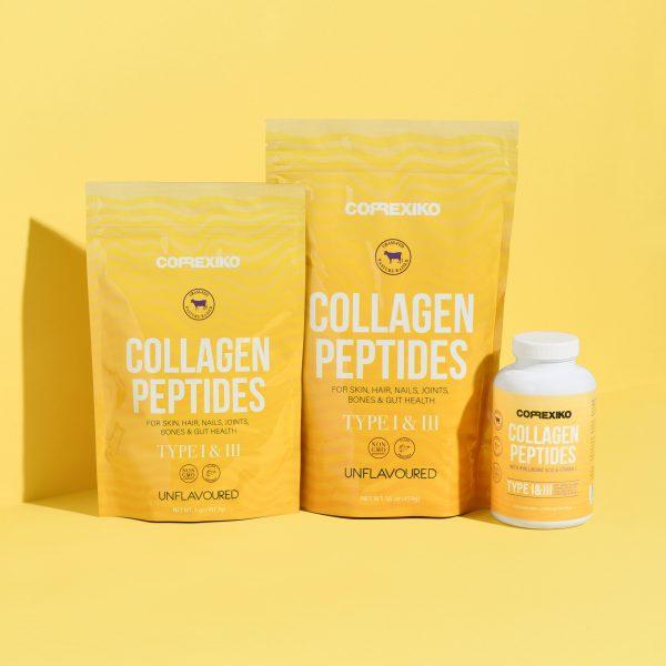 Peptide de collagène : une protéine d'origine animale
