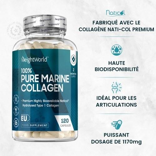 Collagène Pur Marin de WeightWorld